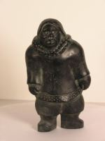 Inuit sculpture - standingman